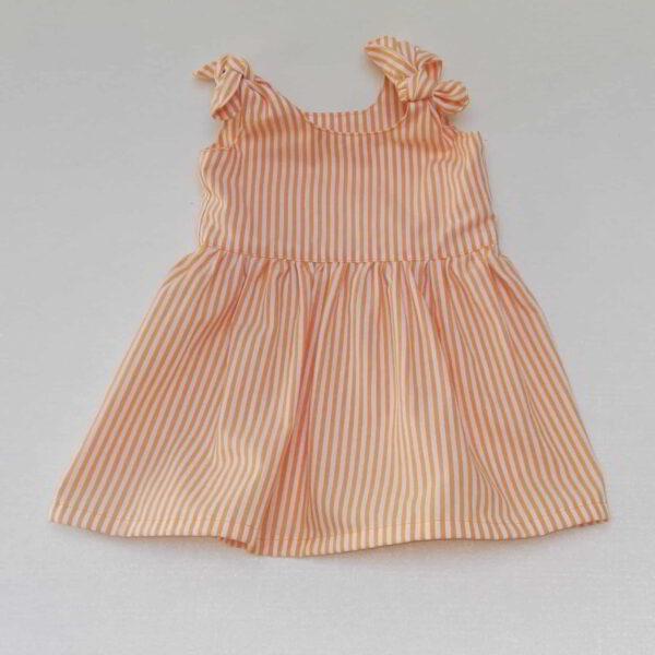 Baby Jurkje Oranje