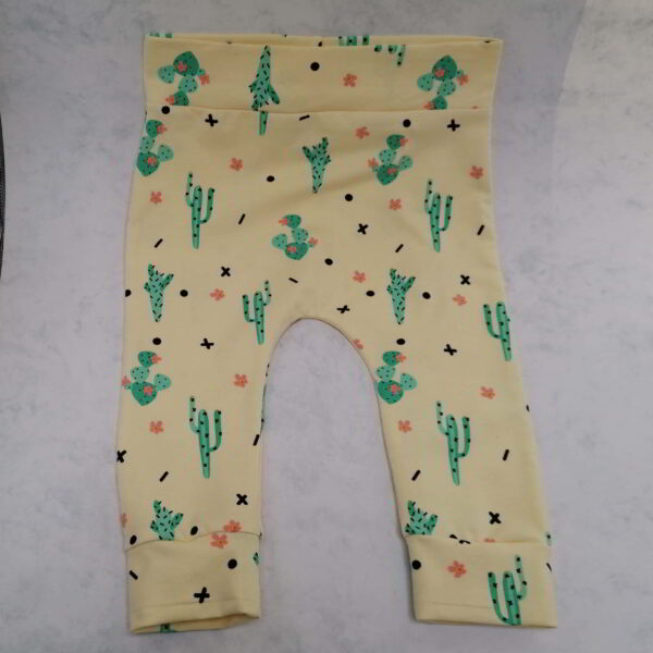 Baby Legging Cactus Geel