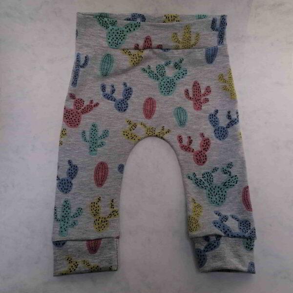 Baby Legging Cactus Grijs