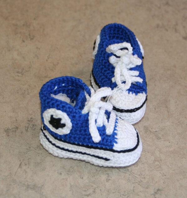 Baby Gympie Schoen AllStars Blauw