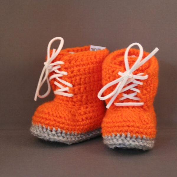 Baby Laars Oranje