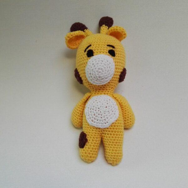 Baby Knuffel Giraffe voor