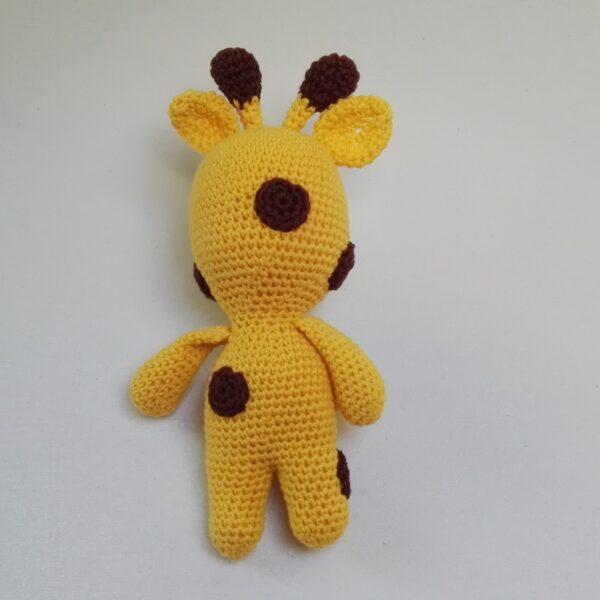 Baby Knuffel Giraffe Zij