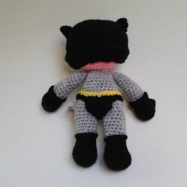 Baby Knuffel Batman Achter