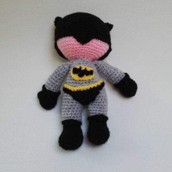 Baby Knuffel Batman Voor