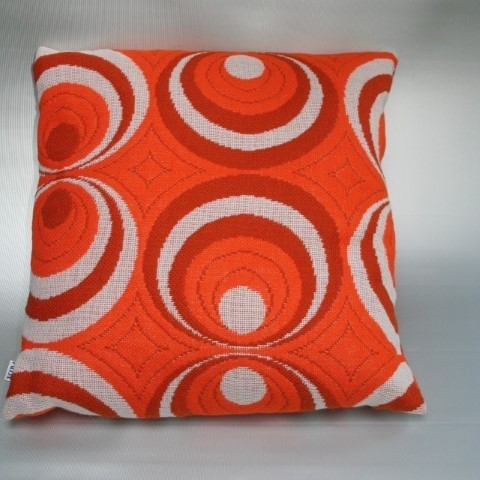 Kussen-hoes-Retro-Vintage-Oranje2