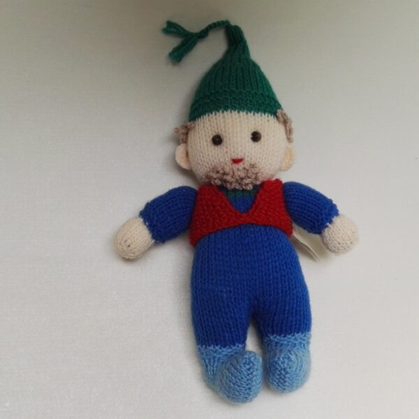 Baby Knuffel Kabouter Opa
