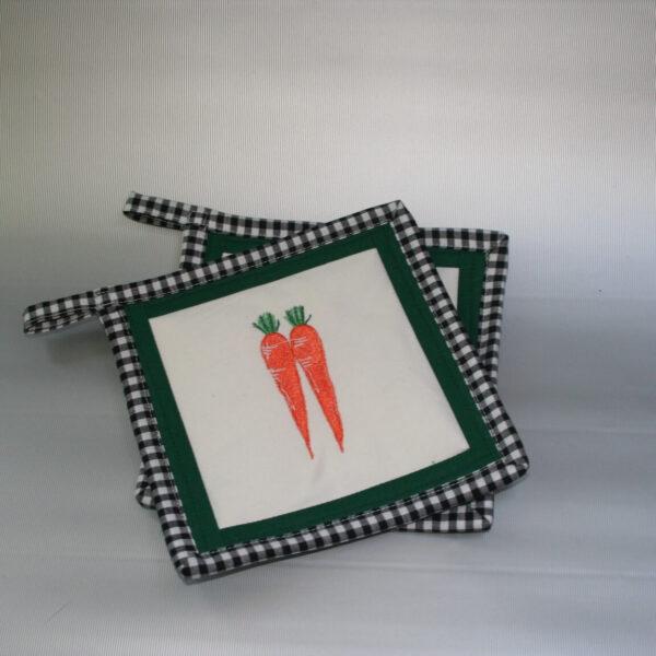 Pannenlap wortel