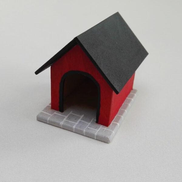 Poppenhuis Hondenhok