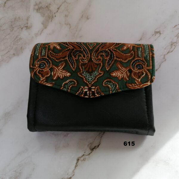 Portemonnee NCW mini skai batik