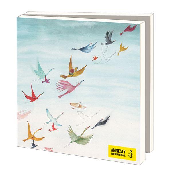 Vogel-Miriam Bouwens Amnesty