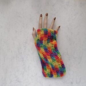 Handschoen-vingerloos-melee-Metsie